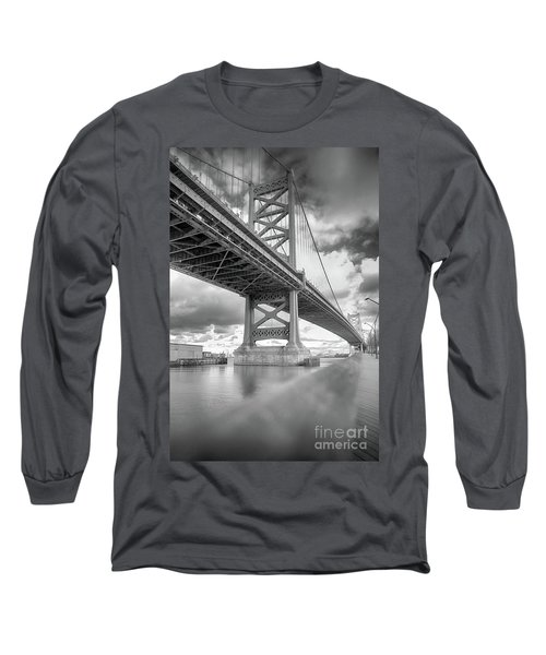 Fade To Bridge Long Sleeve T-Shirt