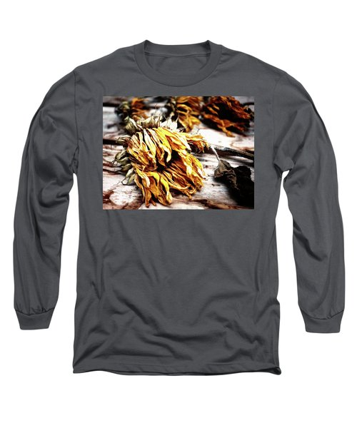 Faded Away Long Sleeve T-Shirt