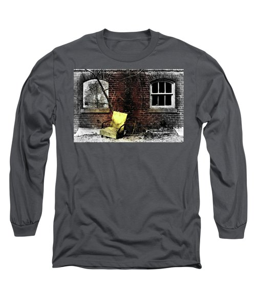 Long Sleeve T-Shirt featuring the photograph Fading Away by Jessica Brawley