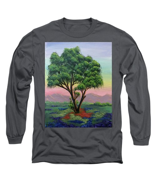 Fading Day Long Sleeve T-Shirt