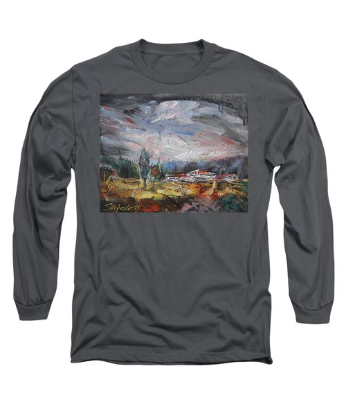 Fading Day IIi Long Sleeve T-Shirt