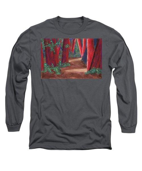 Fairfax Redwoods Long Sleeve T-Shirt