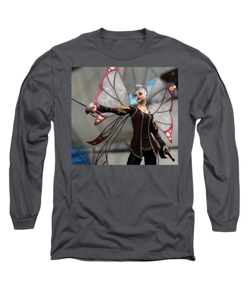Fairy Piracy 2 Long Sleeve T-Shirt
