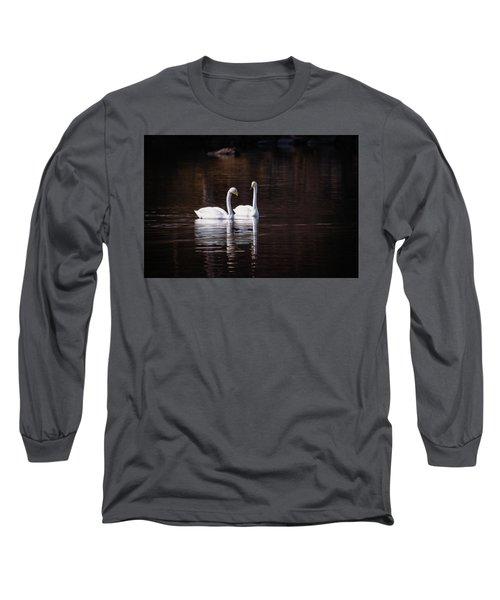 Long Sleeve T-Shirt featuring the photograph Faithfulness by Ari Salmela