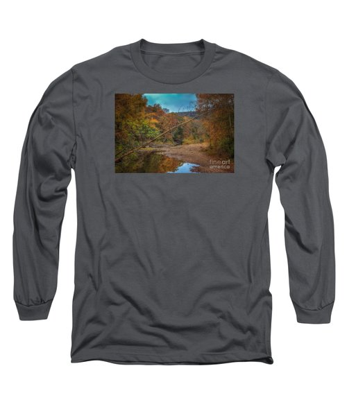 Fall At Barkers Gap Long Sleeve T-Shirt