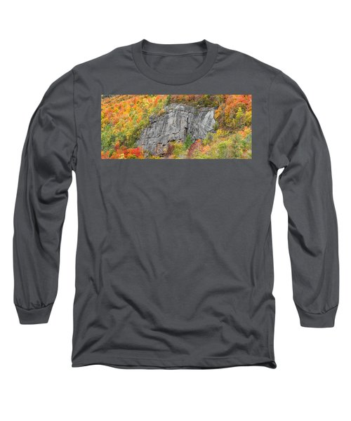Fall Climbing Long Sleeve T-Shirt