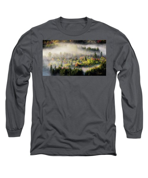 Fall Fog Long Sleeve T-Shirt