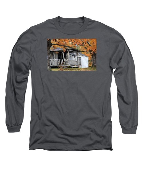 Fall In New Hampshire Long Sleeve T-Shirt