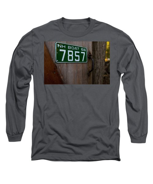 Fall In The Lakes Region Long Sleeve T-Shirt