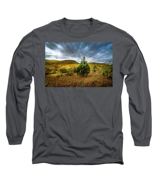 Fall In The Ozarks Long Sleeve T-Shirt