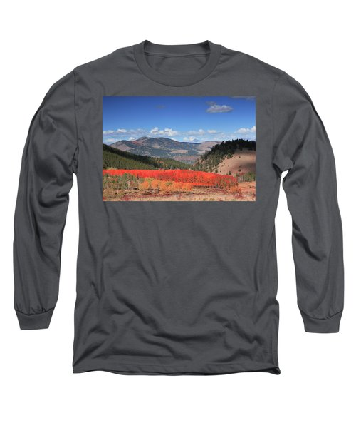 Fall In  Ute Trail  Long Sleeve T-Shirt