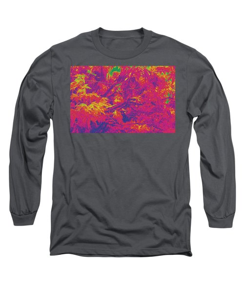 Fall Leaves #14 Long Sleeve T-Shirt