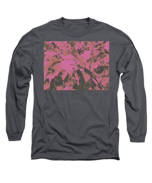 Fall Leaves #6 Long Sleeve T-Shirt