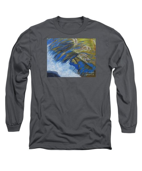 Fall Reflections II				 Long Sleeve T-Shirt by Anne Marie Brown