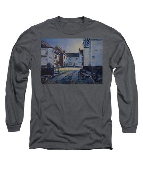 Fall Sumbeam Over The Woskoul Long Sleeve T-Shirt