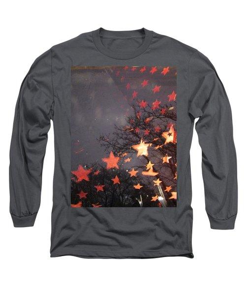 Falling Stars And I Wish.... Long Sleeve T-Shirt