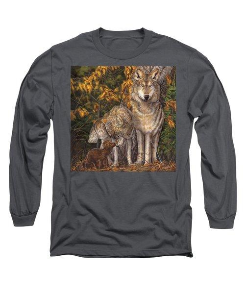 Family Affair Long Sleeve T-Shirt