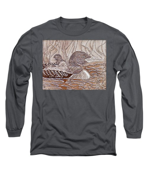 Family Outing Long Sleeve T-Shirt
