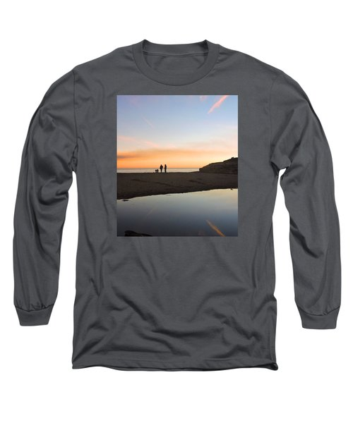 Family Sunset Long Sleeve T-Shirt