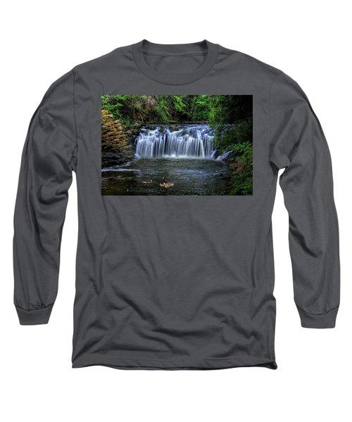 Family Time Long Sleeve T-Shirt by Sharon Batdorf