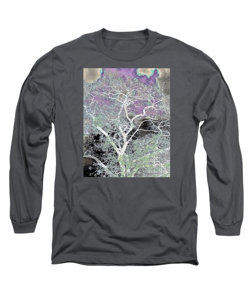 Family Tree Long Sleeve T-Shirt by Jesse Ciazza