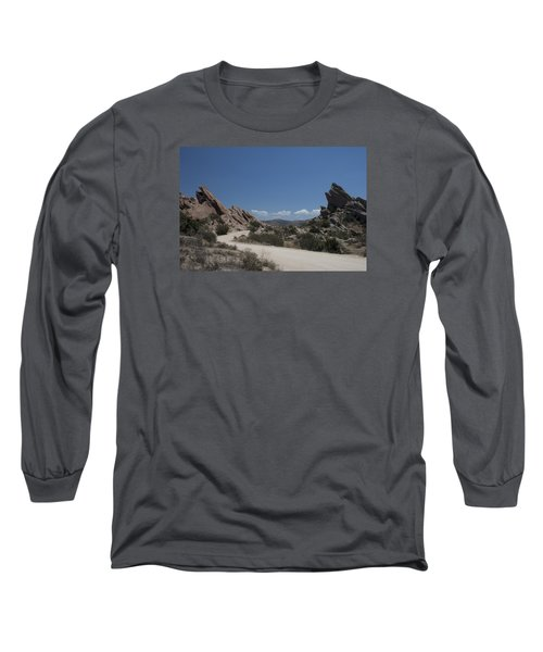 Famous Rocks Long Sleeve T-Shirt by Ivete Basso Photography