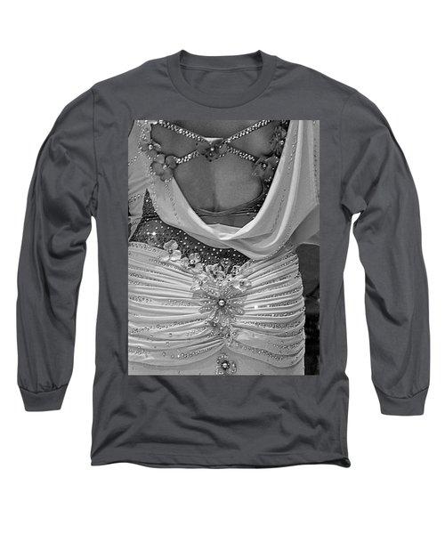 Long Sleeve T-Shirt featuring the photograph Fancy Pants by Lori Seaman