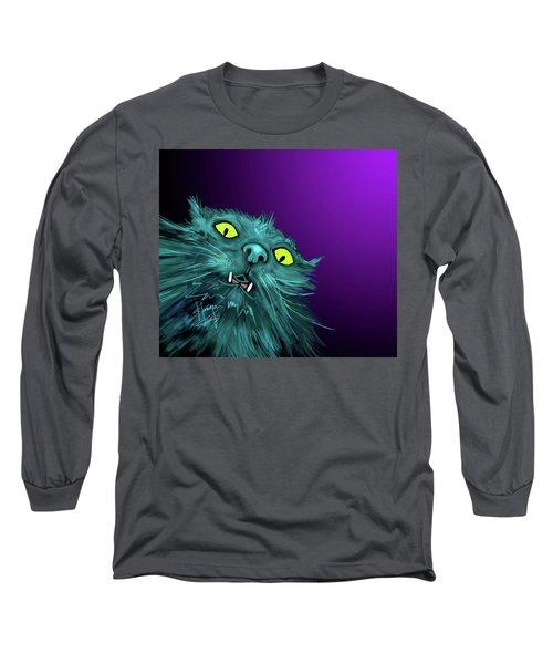 Fang Dizzycat Long Sleeve T-Shirt