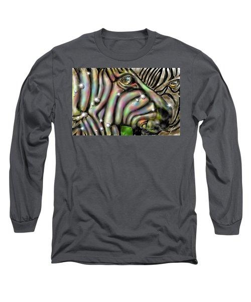 Fantastic Zebra Long Sleeve T-Shirt