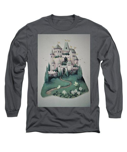 Fantasy Castle Long Sleeve T-Shirt