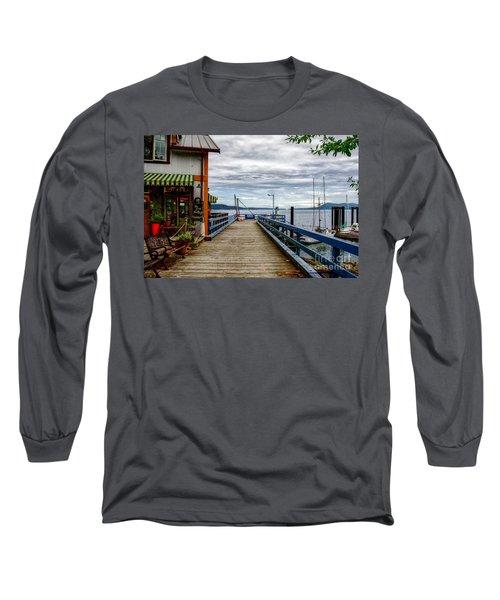 Fantasy Dock Long Sleeve T-Shirt