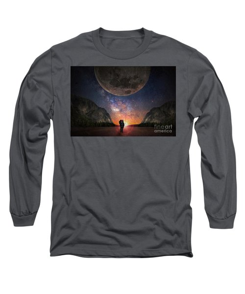 Fantasy Hike Long Sleeve T-Shirt