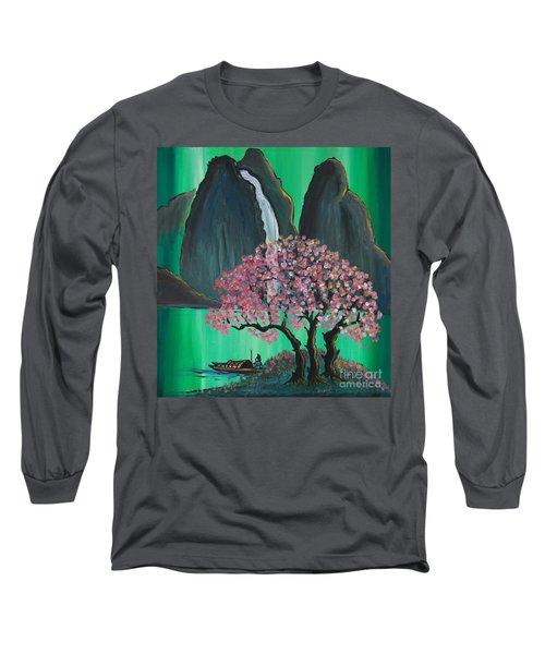 Fantasy Japan Long Sleeve T-Shirt