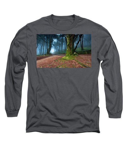 Long Sleeve T-Shirt featuring the photograph Fantasy by Jorge Maia