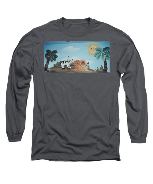 Fantasy Land Long Sleeve T-Shirt
