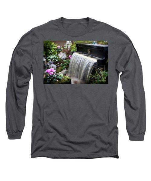 Fantasy Long Sleeve T-Shirt by Nicki McManus