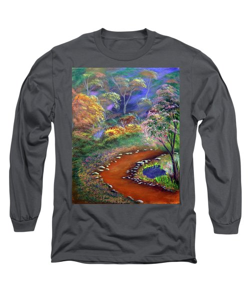 Fantasy Path Long Sleeve T-Shirt