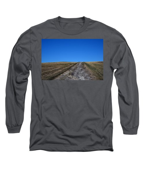 Farm Road - The Berkshires Long Sleeve T-Shirt