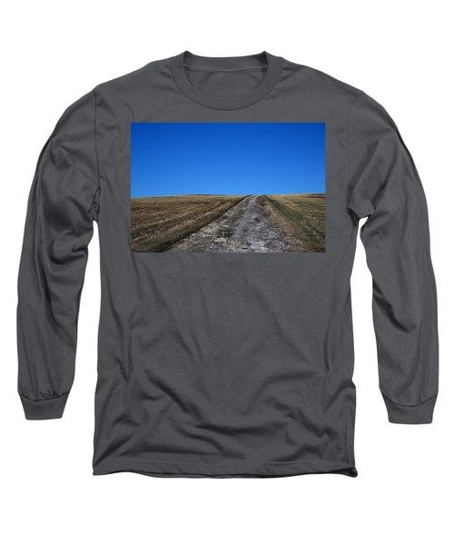 Farm Road - The Berkshires Long Sleeve T-Shirt