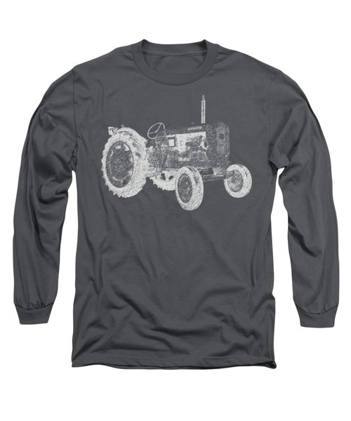 Farm Tractor Tee Long Sleeve T-Shirt