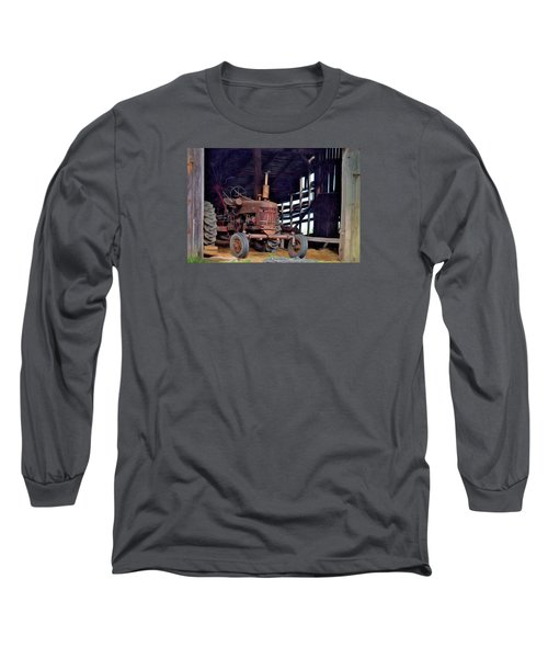 Farmall 300 #2 Long Sleeve T-Shirt
