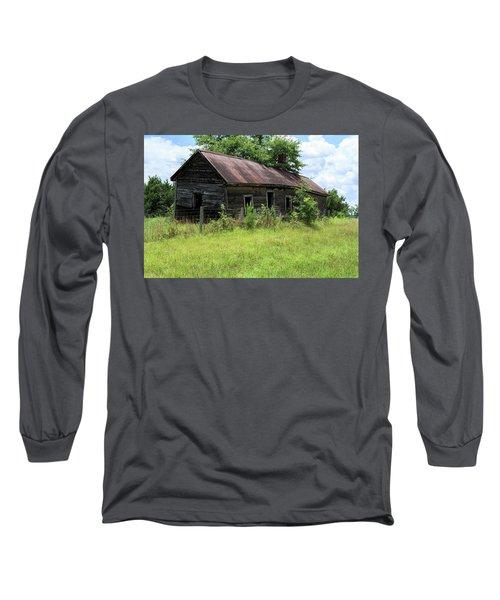 Farmhouse Abandoned Long Sleeve T-Shirt