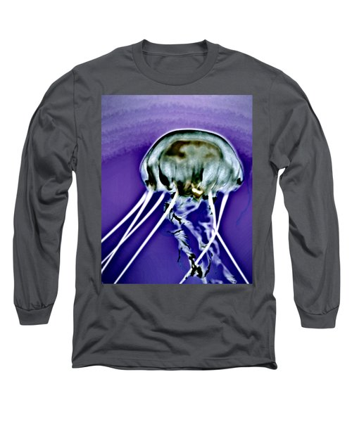 Long Sleeve T-Shirt featuring the photograph Farpoint by Bob Wall