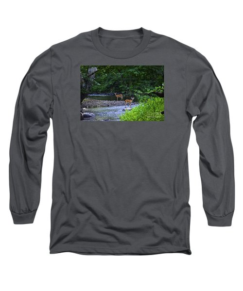 Fascinated Long Sleeve T-Shirt