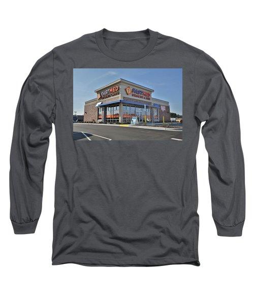 Fast Med Long Sleeve T-Shirt