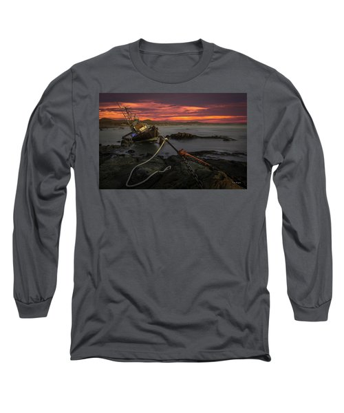 Fate Of The Point Estero Long Sleeve T-Shirt