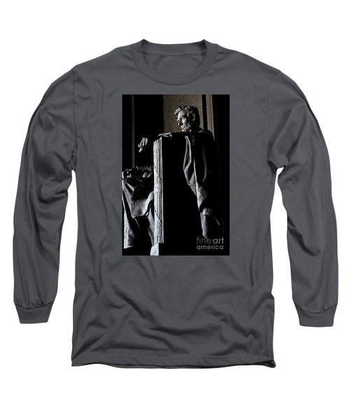 Father Abraham Long Sleeve T-Shirt by David Bearden