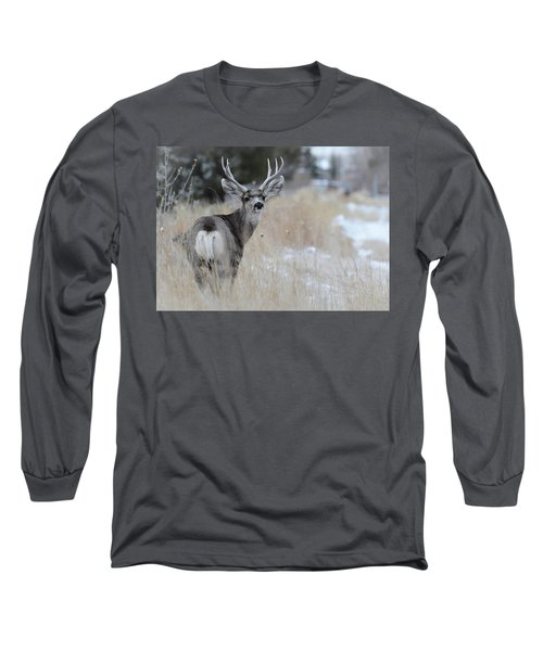 Father Deer Long Sleeve T-Shirt