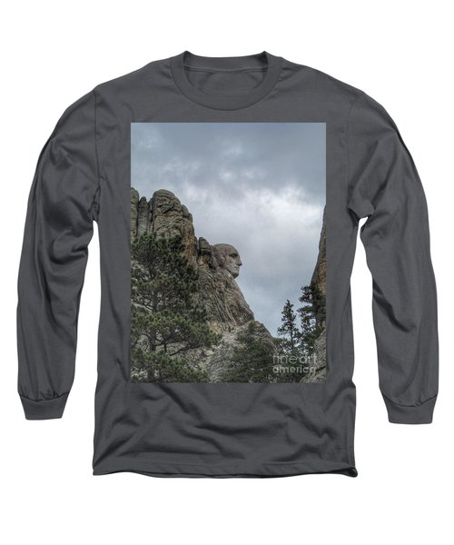 Father Of The Country Long Sleeve T-Shirt