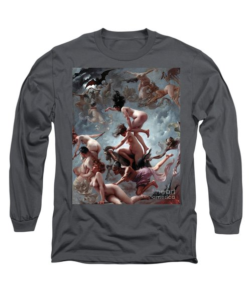 Faust's Vision Long Sleeve T-Shirt